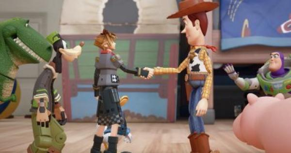 Kingdom Hearts 3 | Chapter 3: Toy Box - Story Guide & World Walkthrough | KH3