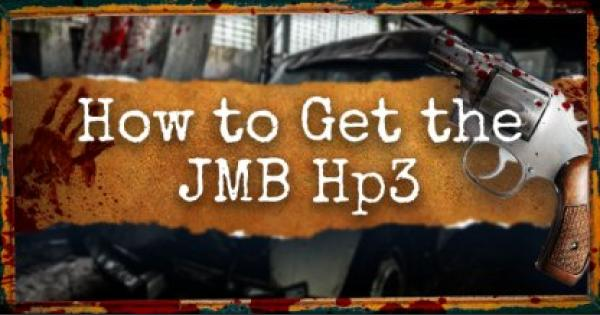 Resident Evil 2 Remake | How to Get the JMB Hp3 Handgun - Guide & Location | RE2