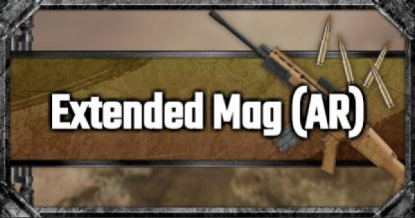 Extended Mag (AR) - Attachment Stats & Tips - GameWith