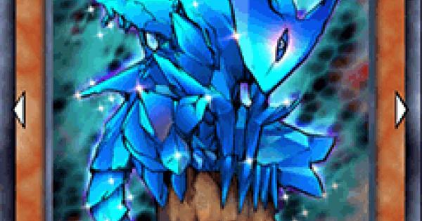 Yu Gi Oh card-Freezing beast