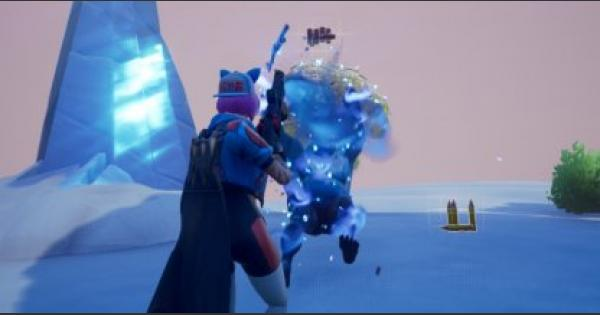 Fortnite | Deal Damage with Shotguns or SMGs - Ice Storm Challenge