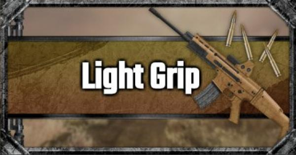 Half Grip - Attachment Stats & Tips - GameWith