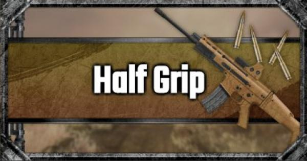Light Grip - Attachment Stats & Tips - GameWith