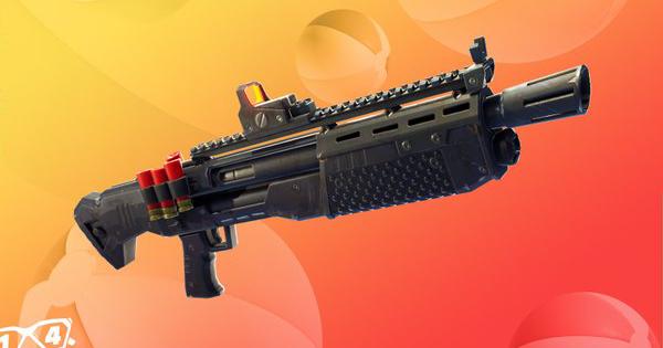 Fortnite | Heavy Shotgun - Damage & Stats - GameWith