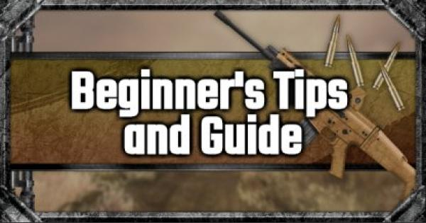 PUBG Mobile | Beginner's Tips & Guide