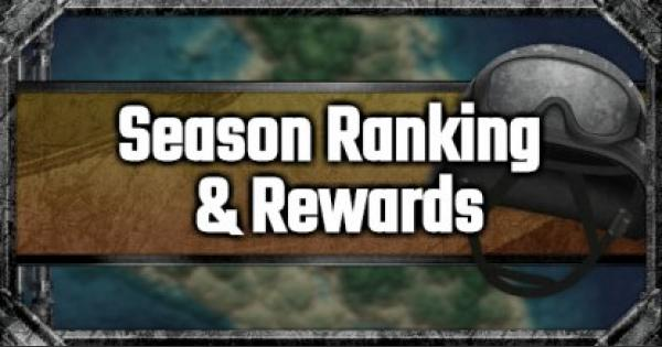 PUBG Mobile | Season Ranking & Rewards