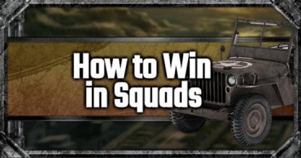 PUBG Mobile | How to Win in Squads