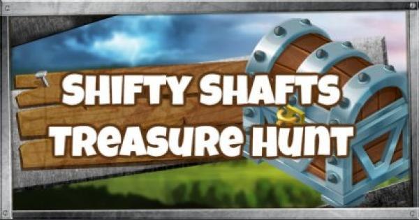 Fortnite | Shifty Shafts - Treasure Map Challenge (Week 9) - GameWith