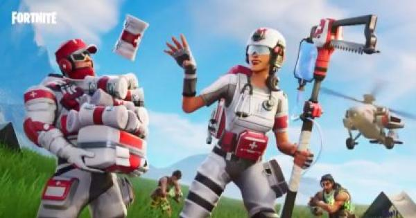 Fortnite | TRIAGE TROOPER Skin - Set & Styles - GameWith