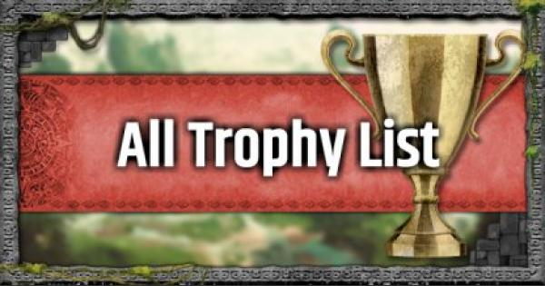 Tomb Raider | All Trophies / Achievements List & Guide - GameWith