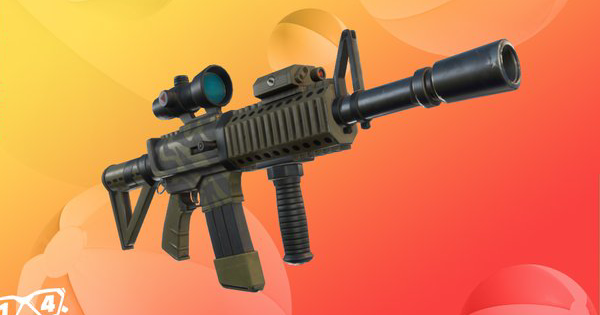Fortnite | Thermal Scoped Assault Rifle (Thermal Scoped Assault Rifle Guide)