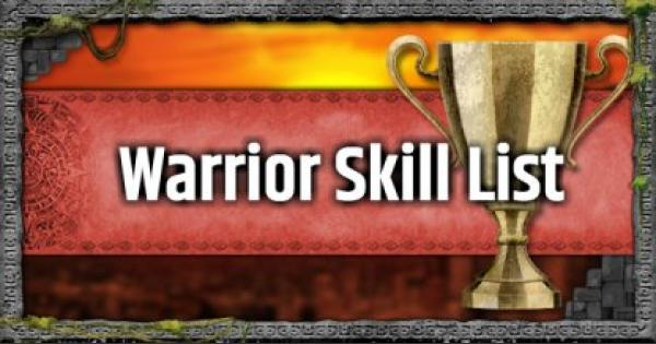 Tomb Raider | All Warrior Skill Lists, Effects & Recommendation - GameWith
