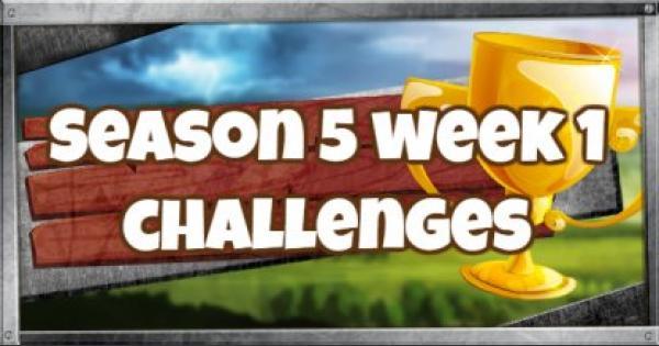 Fortnite   Season 5 Week 1 Challenges Guide - GameWith