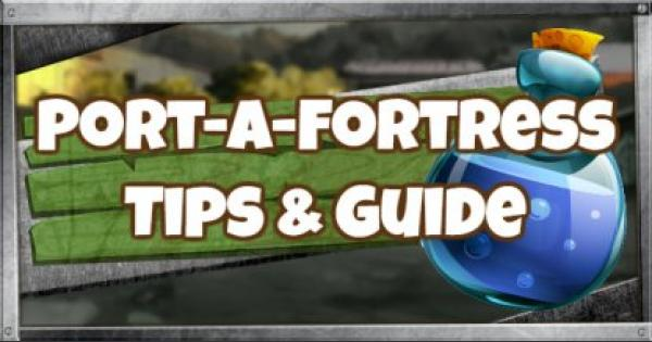 Fortnite | Port-A-Fortress Guide - Tips & Techniques - GameWith
