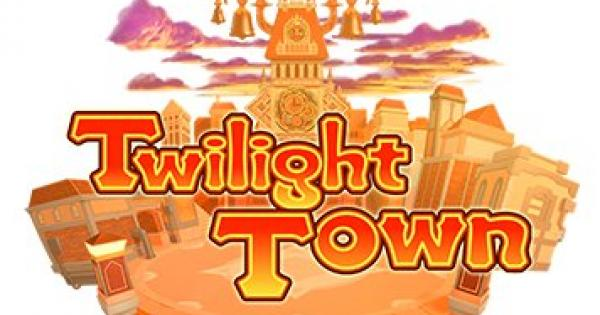 KH3 | Twilight Town - Treasure Chest & Lucky Emblem Locations | Kingdom Hearts 3 - GameWith