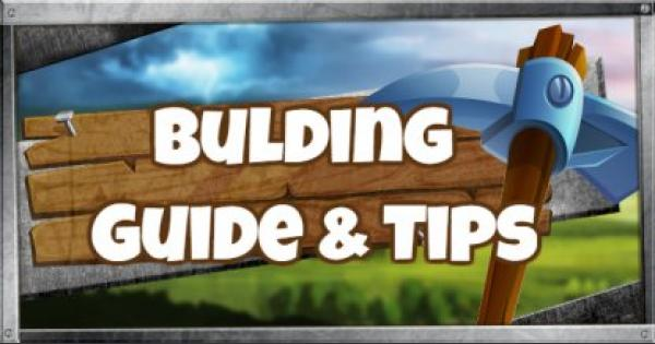 Fortnite | Building - Basic Guide and Tips