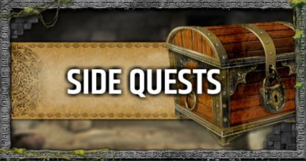 Tomb Raider | All Side Quests List | Shadow of the Tomb Raider