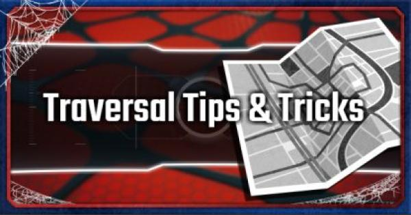 Spider-Man PS4 | Traversal Tips & Techniques