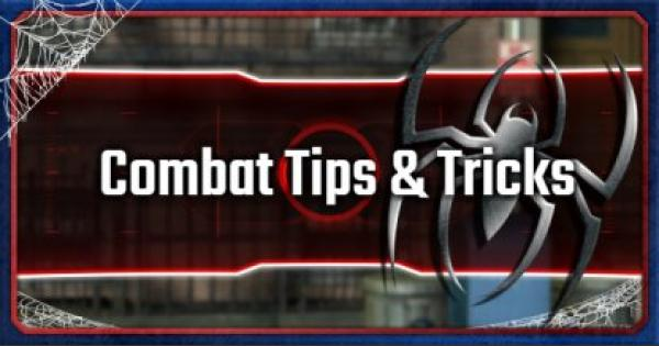 Combat Tips & Tricks - Spider-Man PS4