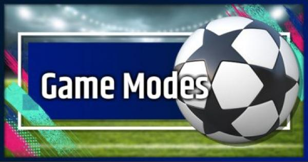 FIFA 19 | All Game Mode - Online and Offline Play