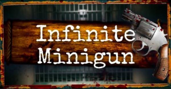 RE2 | How to Unlock Infinite Minigun | Resident Evil 2 Remake - GameWith
