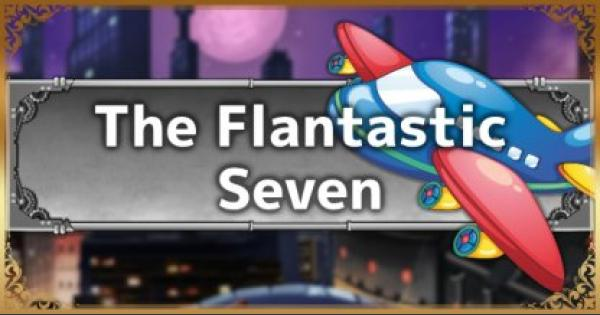 Kingdom Hearts 3 | The Flantastic Seven: Mini Game Guide - Location & Rewards | KH3