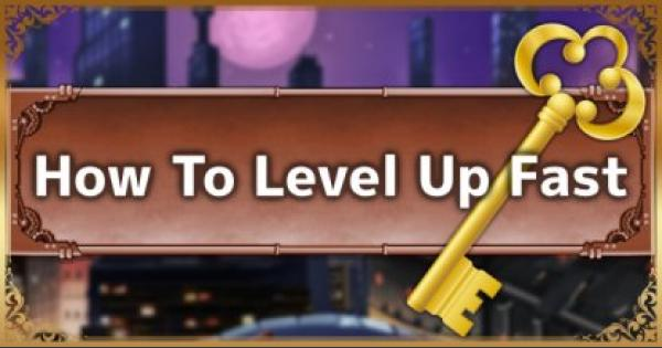 【Kingdom Hearts 3】How To Level Up Fast - Best Exp Farming【KH3】 - GameWith