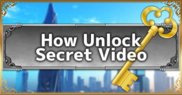 【Kingdom Hearts 3】How To Unlock Secret Video: Guide & Lucky Emblem Criteria【KH3】 - GameWith