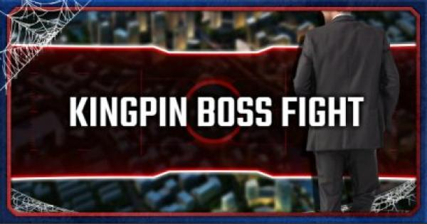 Spider-Man PS4 | Kingpin -  Boss Fight Guide & Walkthrough - GameWith