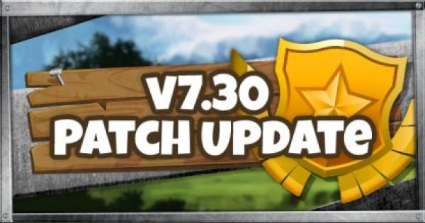 Fortnite | v7.30 Patch Update - January 29, 2019 - GameWith
