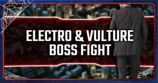Spider-Man PS4 | Electro & Vulture - Boss Fight Guide & Walkthrough - GameWith