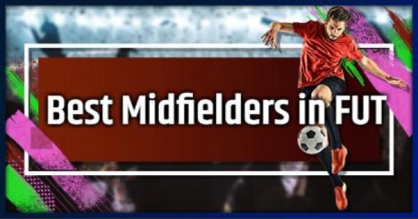 FIFA 19   Top 10 FUT Midfielders - Stats & Ranking - GameWith