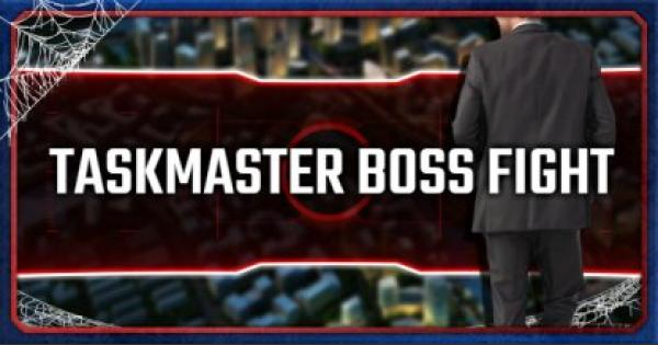 Spider-Man PS4 | Taskmaster - Boss Fight Guide & Walkthrough