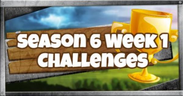 Fortnite | Season 6 Week 1 Challenge Guide & Tips - GameWith