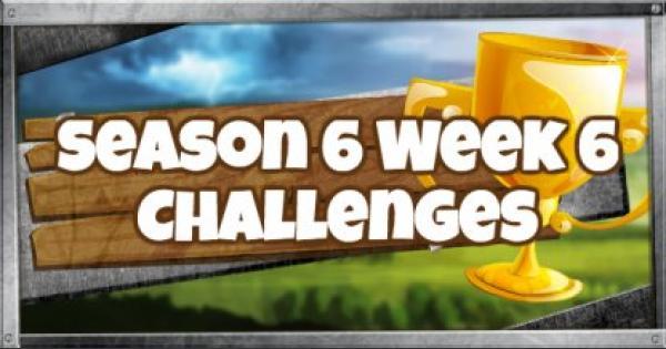 Fortnite | Season 6 Week 6 Challenge Guide & Tips - GameWith