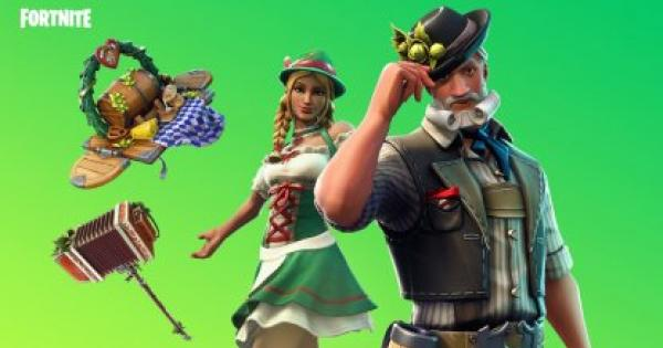 Fortnite | LUDWIG - Skin Review, Image & Shop Price
