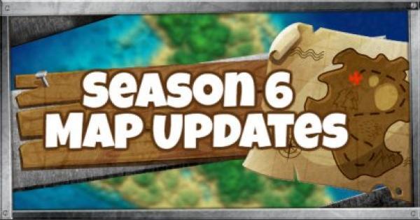 Fortnite | Season 6 Map Updates & New Locations