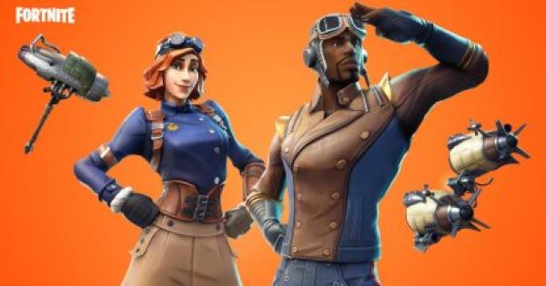 Fortnite | AIRHEART Skin - Set & Styles - GameWith