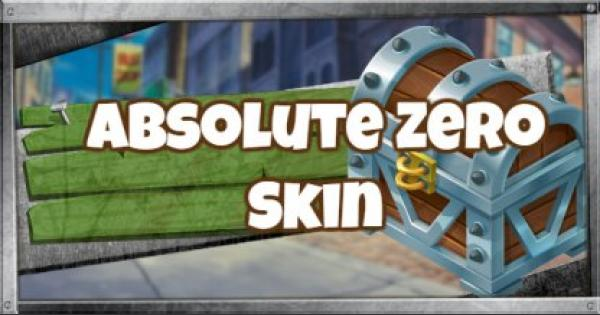 Fortnite | ABSOLUTE ZERO - Skin Review, Image & Shop Price