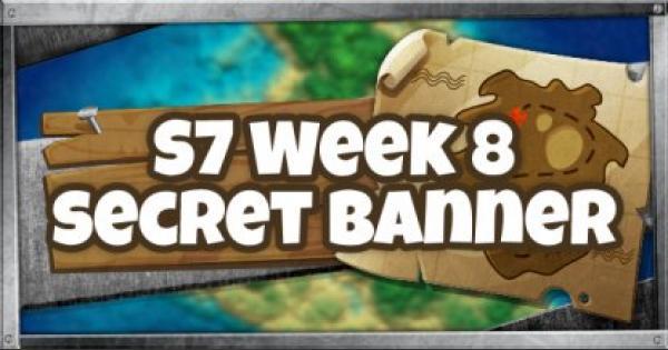 Fortnite | Season 7 Week 8 Secret Banner Location