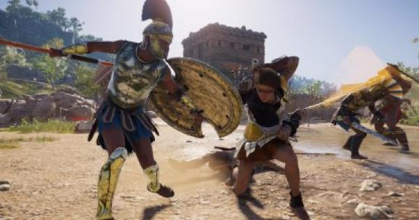 Weapon List & Traits - Dagger - Assassin's Creed Odyssey