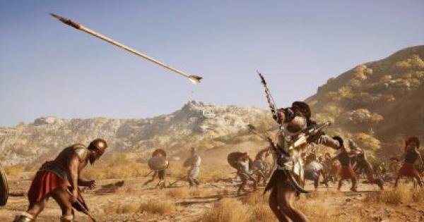 Weapon List & Traits - Bow - Assassin's Creed Odyssey