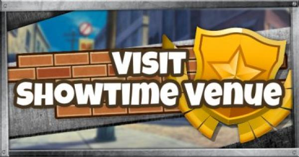 Fortnite | Visit the Venue Location - Marshmello Showtime Challenge - GameWith