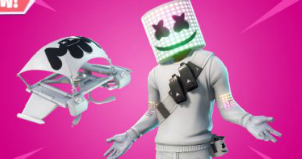 Fortnite | MARSHMELLO Skin - Set & Styles - GameWith