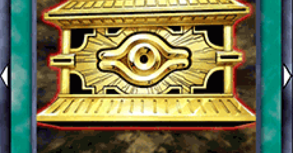 Gold Sarcophagus - YuGiOh! Duel Links