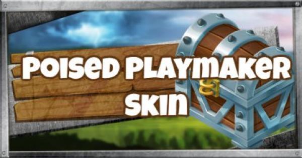 Fortnite | POISED PLAYMAKER Skin - Set & Styles