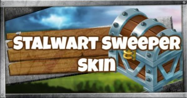 Fortnite | STALWART SWEEPER - Skin Review, Image & Shop Price