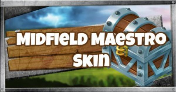 Fortnite | MIDFIELD MAESTRO - Skin Review, Image & Shop Price