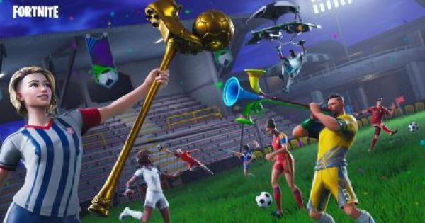 Fortnite | SUPER STRIKER - Skin Review, Image & Shop Price