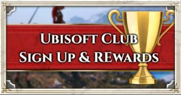 Ubisoft Club Rewards & Challenges - Assassin's Creed Odyssey